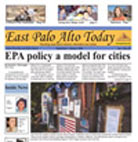Mini cover of Sept. - October 2008 issue of EPA Today