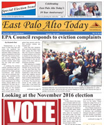 Minicover of Summer - Fall 2016 issue of EPA Today