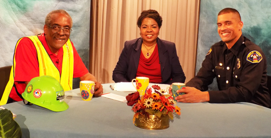 Emergency Preparedness show guests