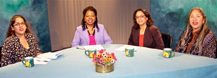 Guests on Natl. Community Health Center TV Discussion