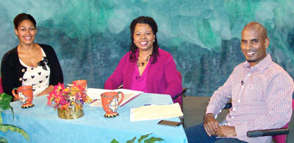 Guests on Prop 47 TV Show