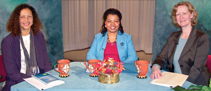 Photo from show on New Resources for Homeowners and Tenants