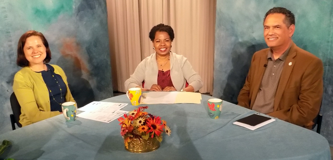 TV guests for Managing Our Natual Resources Show